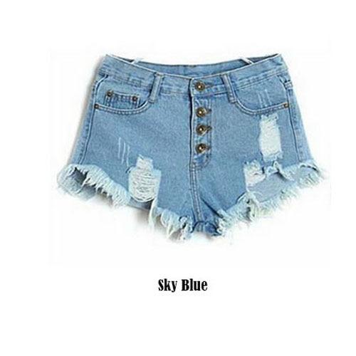Aliexpress.com : Buy Summer Fashion Ladies Black Tassel Hole High ...