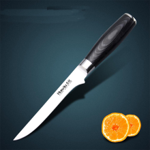 "2016 8"" Stainless Steel Damascus Steel Kitchen Chef Knife multifunctional Janpanese Fruit Vegetables Knives Cleaver Knife"