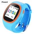 2017 monitor de bebé seguro smart watch pulsera de seguimiento gps para niños Niños Reloj Teléfono Para IOS Android Smartwatch Con Wifi SOS
