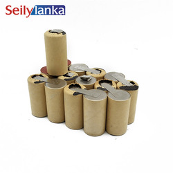 3000mAh for Parkside 18V Ni MH Battery pack CD X18V-1 KH3191 for self-installation