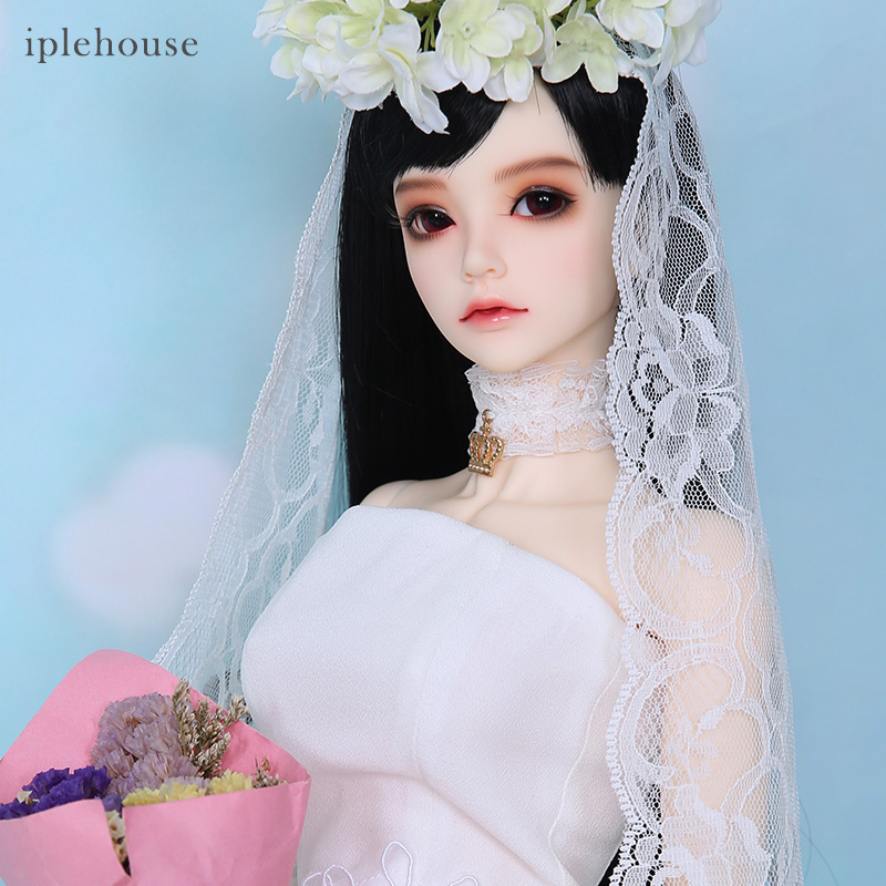 Iplehouse SID Mari BJD Poppen 1/3 Hoge Kwaliteit Mode Hars Figuur 62cm Meisje Speelgoed Beste Verjaardagscadeautjes IP-in Poppen van Speelgoed & Hobbies op  Groep 1