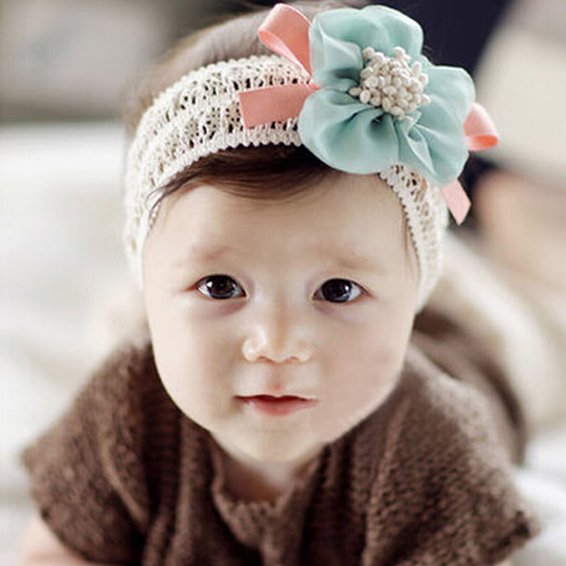 цены TWDVS Headband Water Soluble Elastic Band Headwear Kids Hair Accessories 2017 New Fashion Style Hot Sell W057