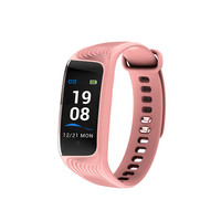 Smart Watch For Men Women Wristband Band Bracelet Heart Rate Monitor Fitness Track For Android 4.3,IOS 8.0 VS M2 M3 F1 S3 X6 Y5