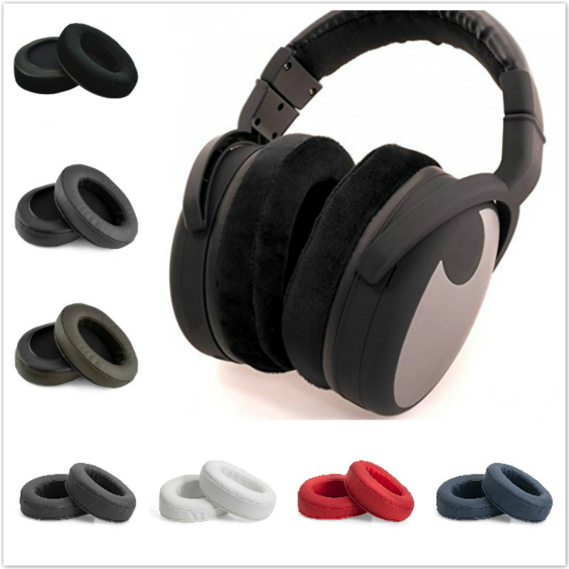Replacement Ear Pad Ear Cushion Ear Cups Ear Cover Earpads Repair Parts for Brainwavz HM5 HM 5 Headphones