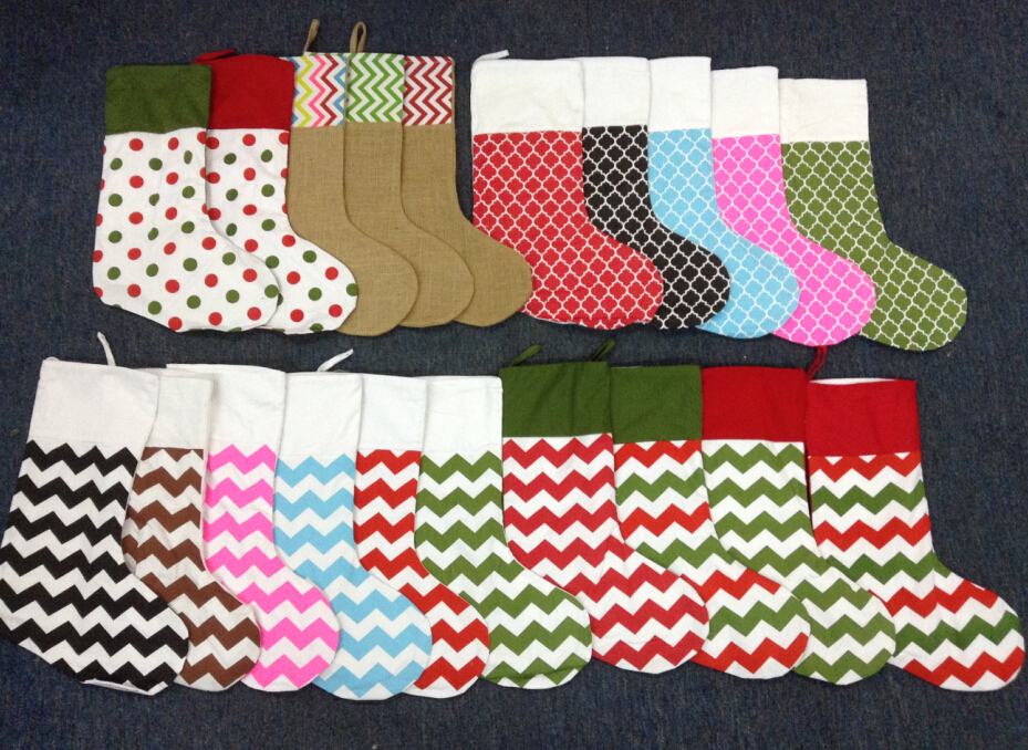 personalized burlap christmas stocking ready to ship wholesale burlap decoration christmas stockings with cuff dom 101043 on aliexpresscom alibaba group