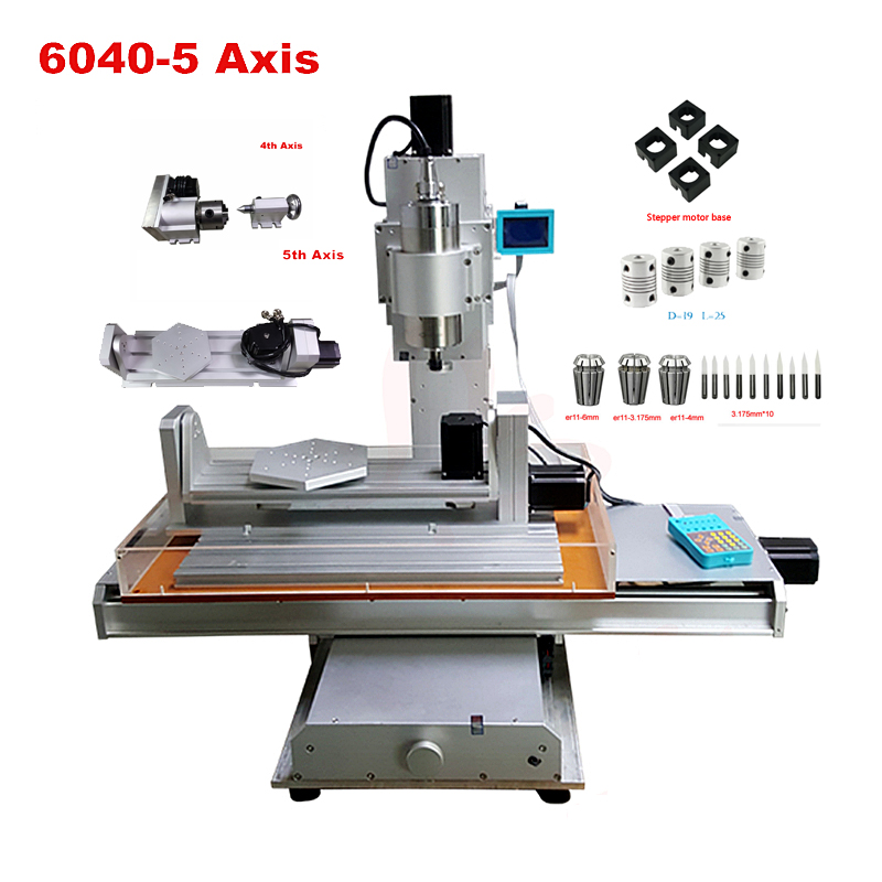 Aliexpress.com : Buy Three dimensional 5 axis cnc router ...