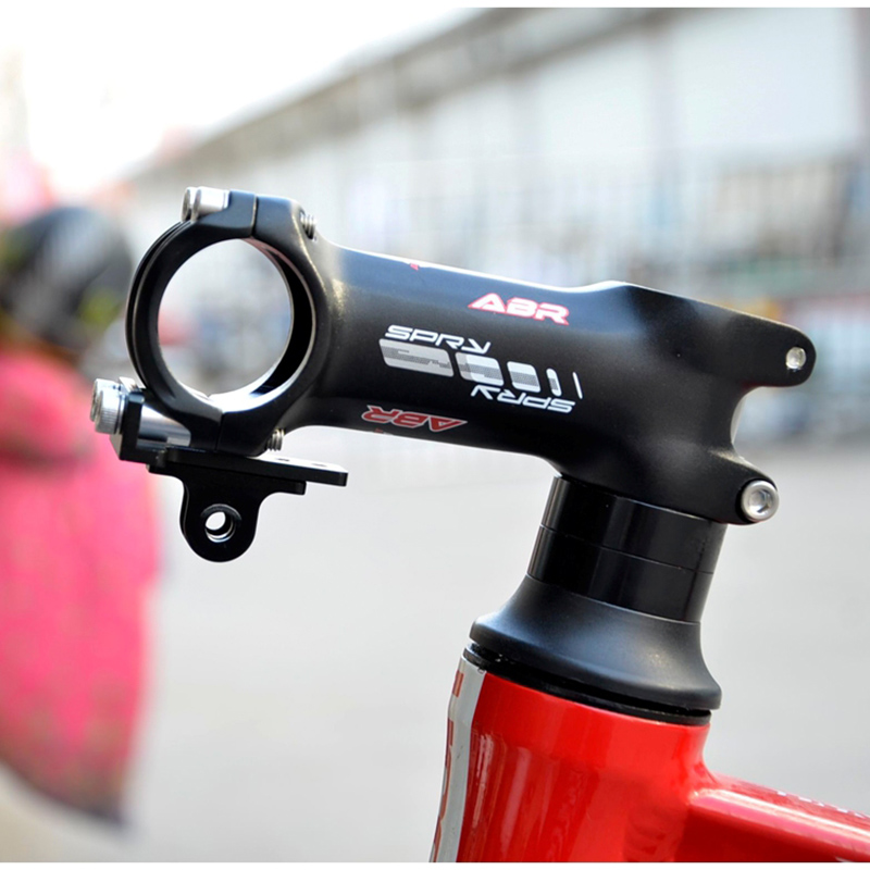 Bike Stem Front Cap Light Holder Camera Mount For Gopro Hero Sony Cameras Trigo