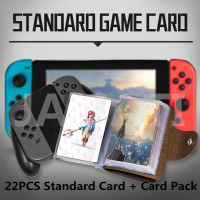 22pcs NTAG215 NFC Card Written By Tagmo Can Work For Switch The Breath Of The Wild