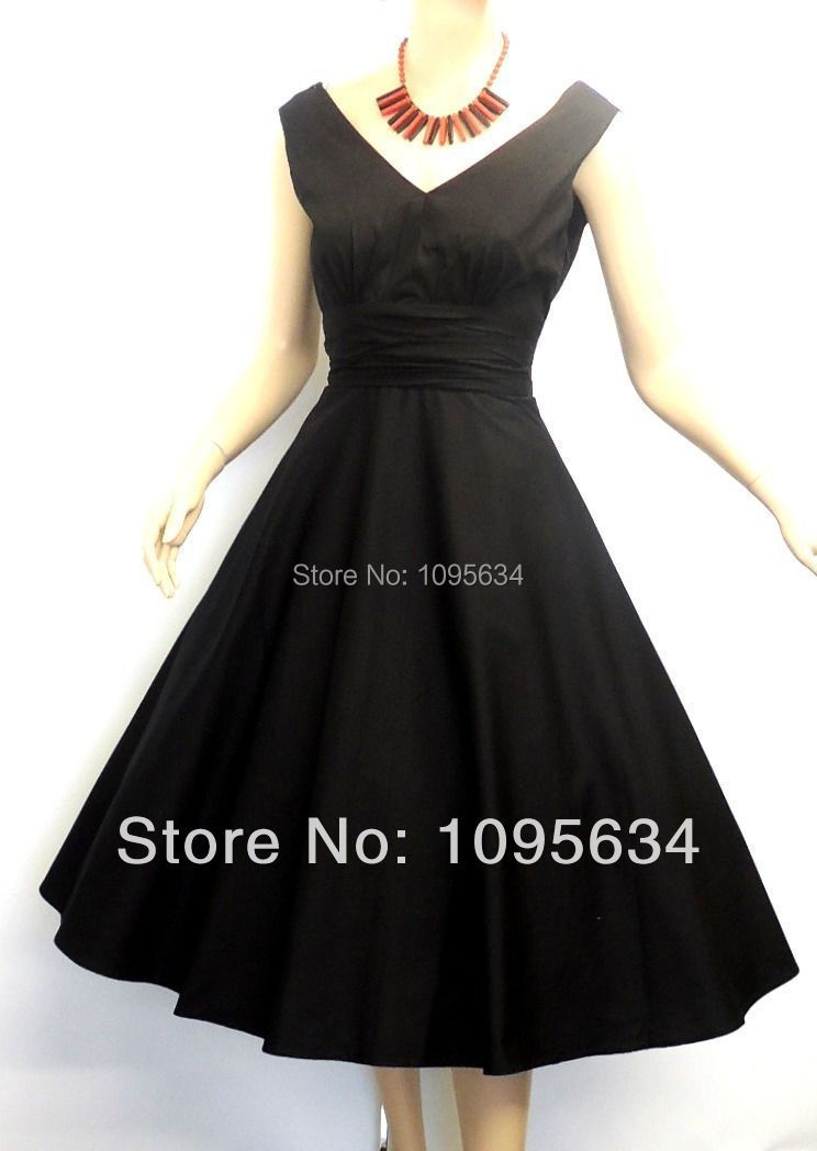 newest 51585 a6b2a free shipping Abito Gonna Scampanata Swing da Donna Vestito ...