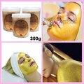 24 К активную маска пудра осветляющая роскошный спа-центр антивозрастной морщин маска для лица 300 г
