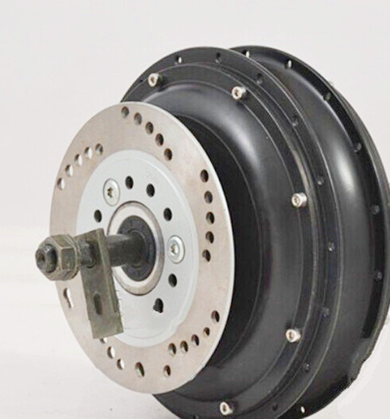 120Kph 50H magnet 5000W  brushless non-gear rear hub  motor with single freewheel  for electric bike&electric bicycle