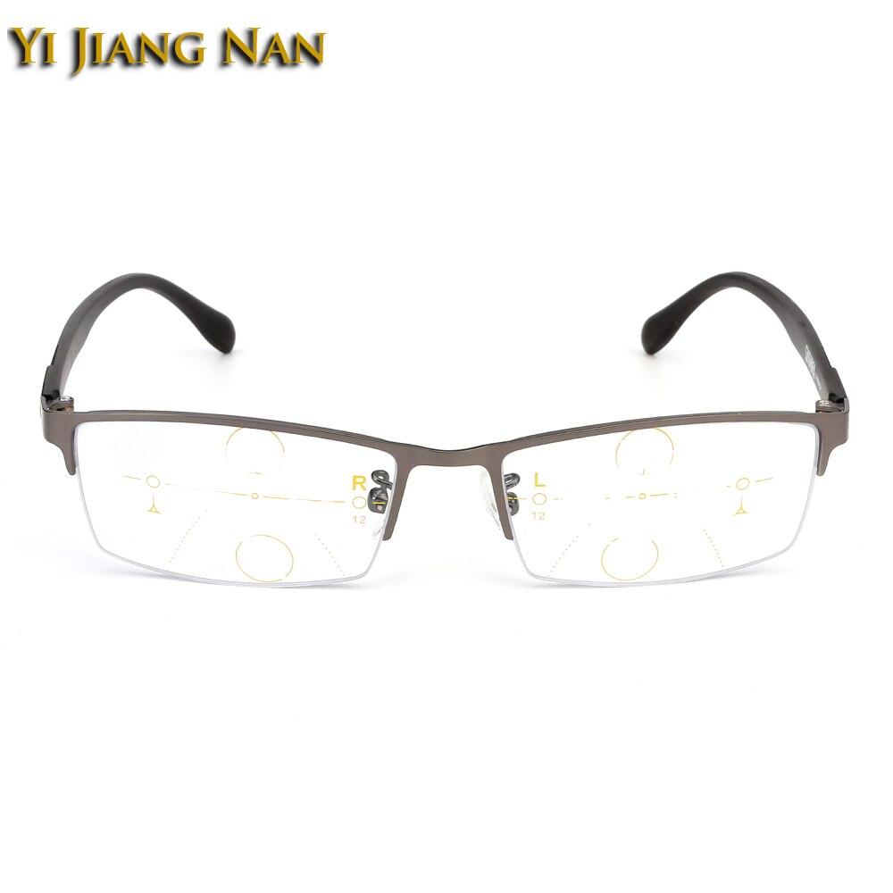 Yi Jiang Nan Brand Lectura y conducción de gafas verifocales Gafas - Accesorios para la ropa - foto 3
