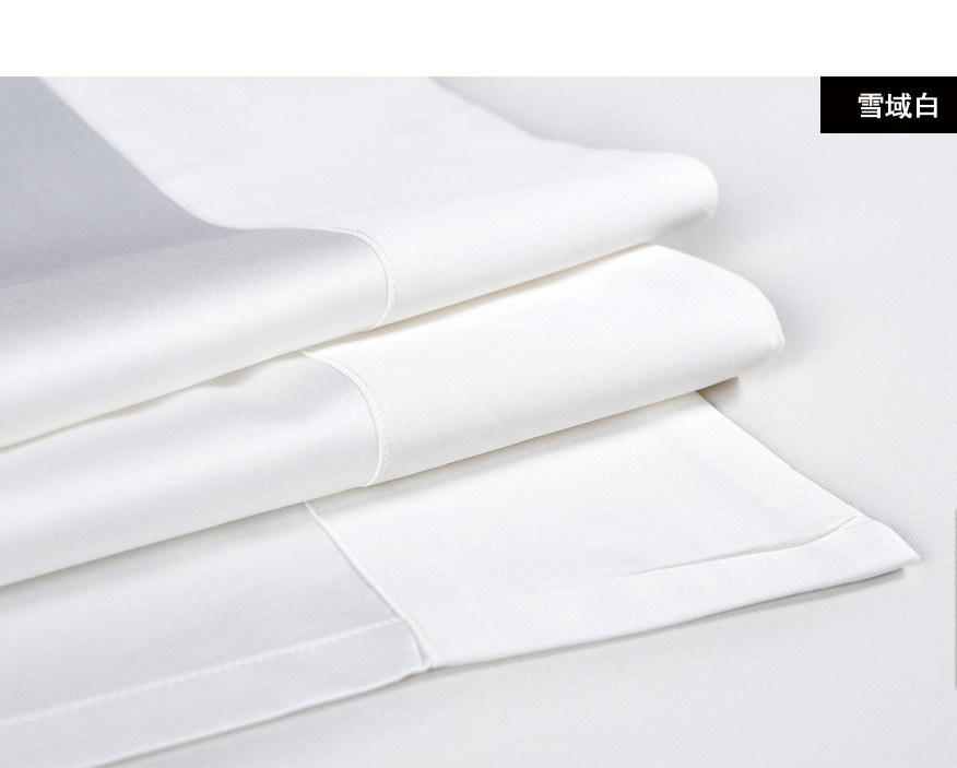High quality White Grey wrinkle free Hotel Home Egyptian Cotton Satin Bed Flat Sheets usa ropa