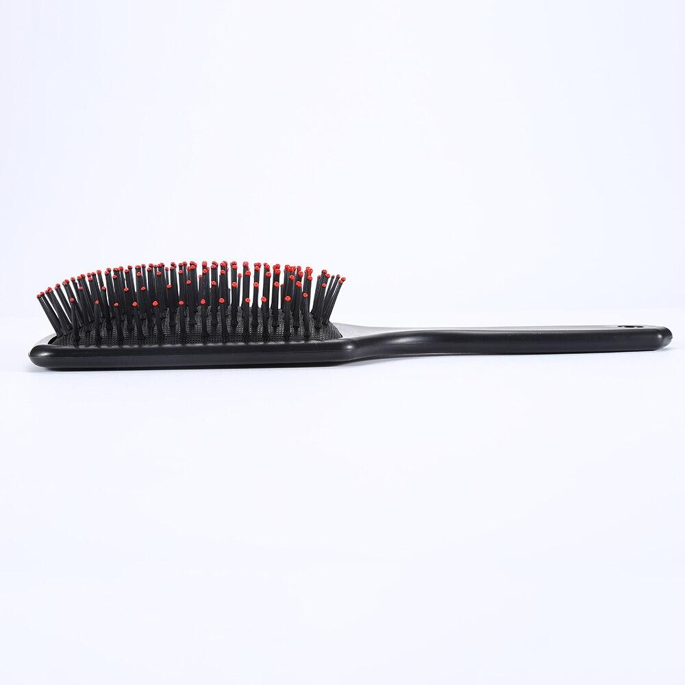 Hair Scalp Massage Comb Hairbrush Paddle Cushion Women Wet Curly Detangle Hair Brush for Salon Hairdressing Styling Tools 3