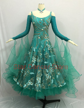 Standard Ballroom Dance Dress Adult Good Quality Sexy Waltz Dancing Costume Women Competition Dresses