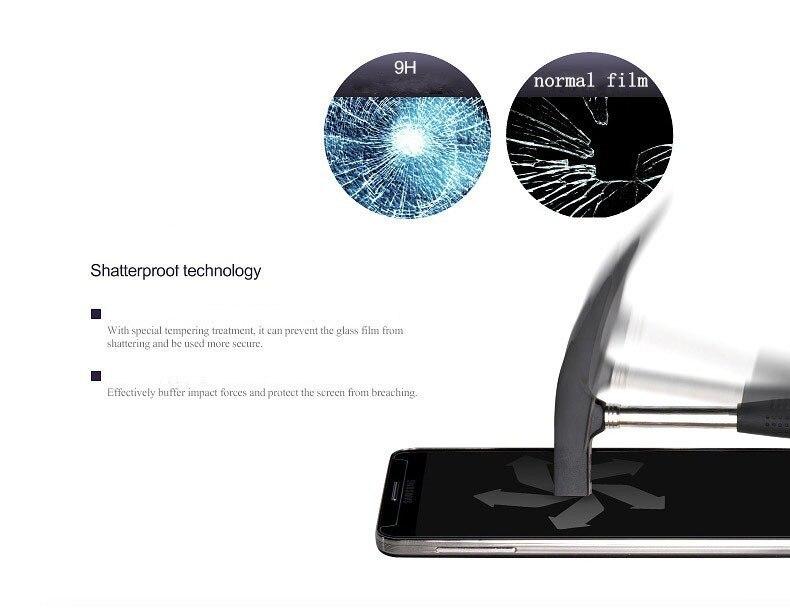 Экран протектор Закаленное Стекло для Alcatel One Touch Pop 3 5,5 5025D Idol 3 POP4 5051 4S Pixi 4 5,0 5010 Pixi3 4,5 5019D 5017