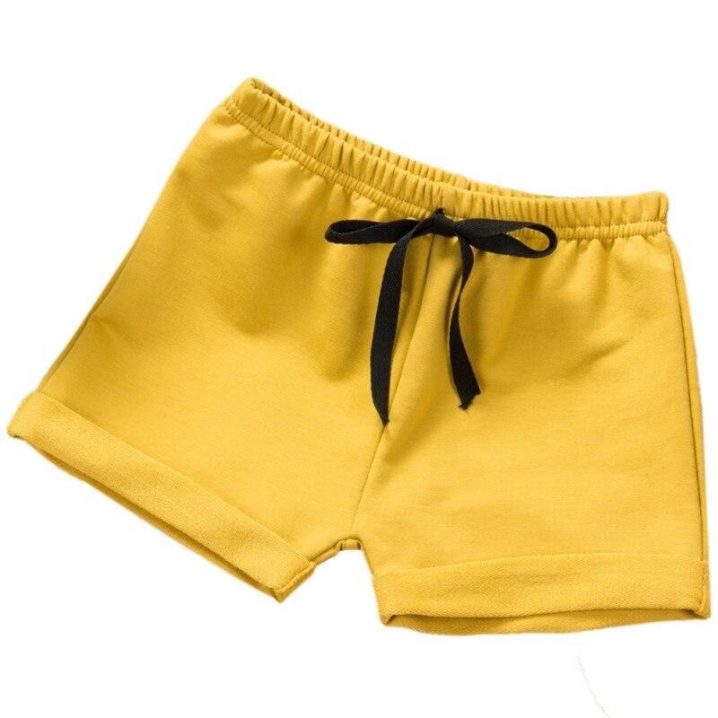 8 Цолорс Суммер Баби Гирлс Схортс Боис - Дечија одећа - Фотографија 6