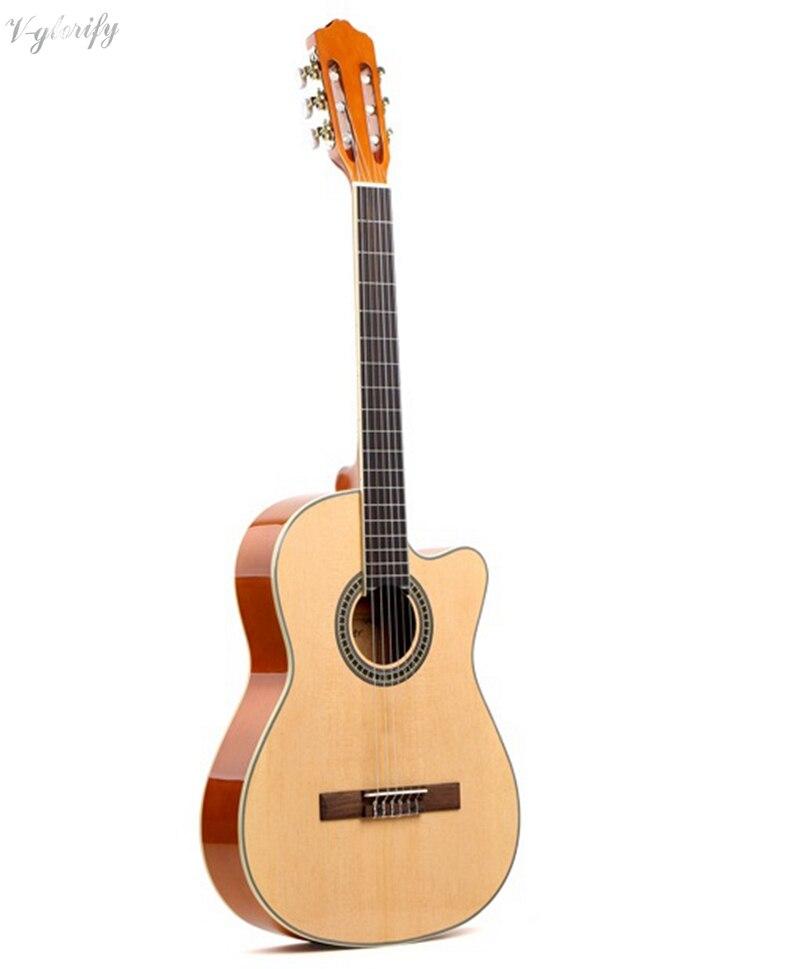 Entry Level Guitar : thin body cutway electric classic guitar good entry level 39 inch free bag string in guitar ~ Hamham.info Haus und Dekorationen