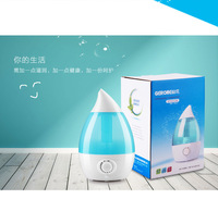 MX15 6 Free Shipping Ultrasonic Air Humidifier Portable Humidifier High Quality AC Power Factory Directly Supply