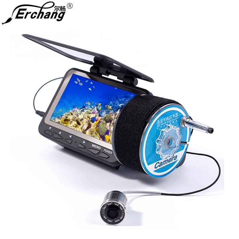 Erchang Underwater Fish Finder Fishing Camera 4.3