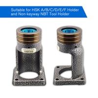 NBT30 HSK32/40/50/63/100 Roller Bearing Tightening Fixture For No keyway Tool Holder Tightening