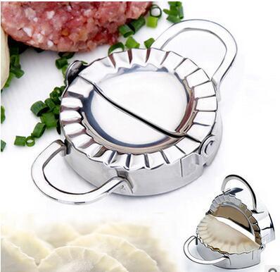 304 Rozsdamentes gombóc nagy méretű Ravioli tészta DIY gombóc - Konyha, étkező és bár