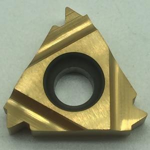 Image 5 - 10pcs 16IR 0.5 0.75 1.0 1.5 1.75 2.0 2.5 3.0ISO SMX30 Carbide Insert For Threading Turning Tool Boring BAR blade