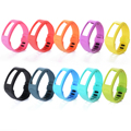 10pcs Silicone Replacement Wrist Band Strap Clasp for Garmin Vivofit Bracelet TH096