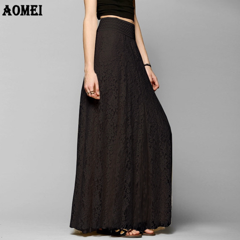 Ladies Tulle Long Goddess Skirt Women's Skirts