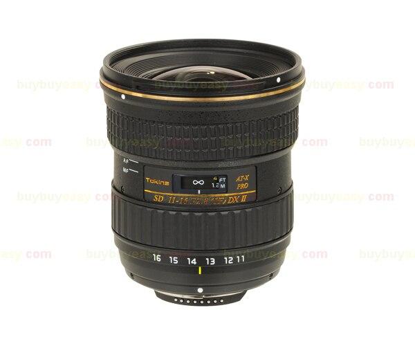 Tokina 11-16mm F/2.8 ATX 11-16 Pro DX II Lens for Canon 600D 650D 700D 750D 760D 800D 50D 60D 70D 80D 77D пена монтажная mastertex all season 750 pro всесезонная