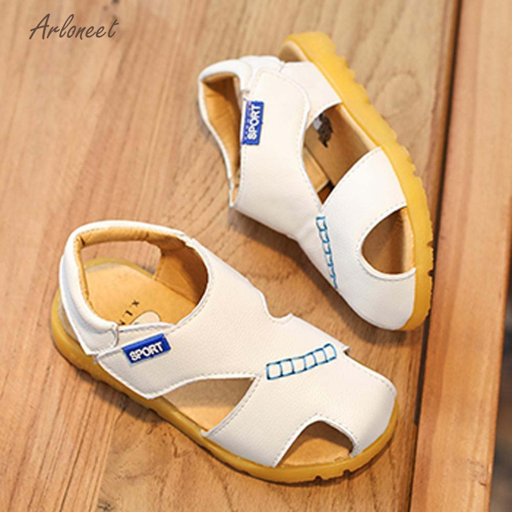 ARLONEET Sandals girls shoes fashion shoes for girls Casual childrens shoes 2018 Children Boys Girls Summer Sandals Shoes jan8
