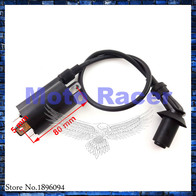 US $13 67 |Ignition Coil For GY6 260cc Yamaha Moped Scooter Baja Linhai 260  300cc ATV Quads-in Motorbike Ingition from Automobiles & Motorcycles on