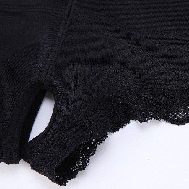 Women Full Body Shaper Modeling Belt Adjustable Waist Trainer Butt Lifter Thigh Reducer Panties Control Push Up Shapewear Corset 6