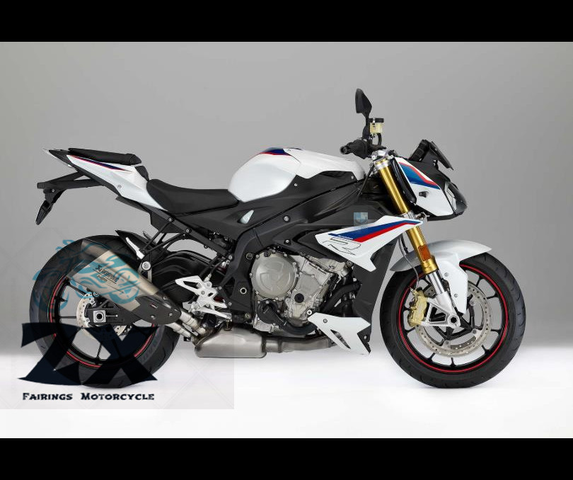 For BMW S1000R 2015 2016 2017 Motorcycle Bodywork Fairing Fairings Injection Molded UV Light S 1000 R S-1000R White Good Quality hot sales yzf600 r6 08 14 set for yamaha r6 fairing kit 2008 2014 red and white bodywork fairings injection molding