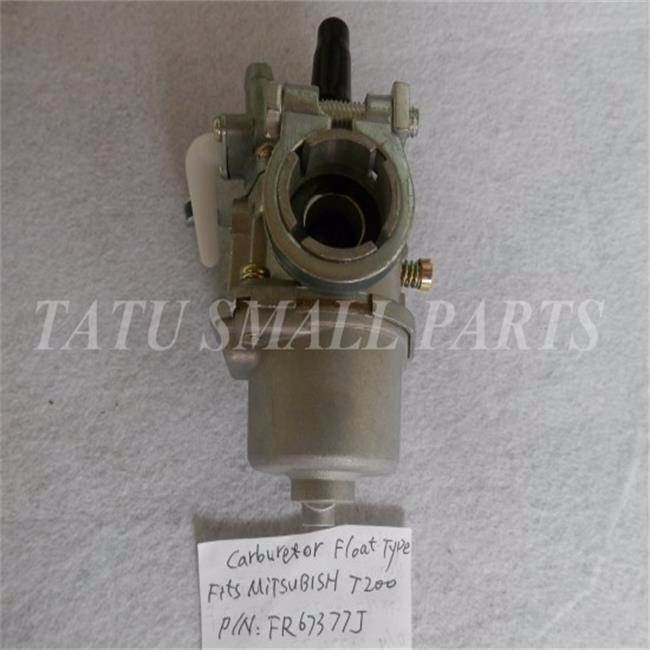 Карбюратор ай тип float, 21 мм подходит mitsubishi t200 t240 2 ход бурш резак вентилятора триммера карбюратора asy p/n fr67377j