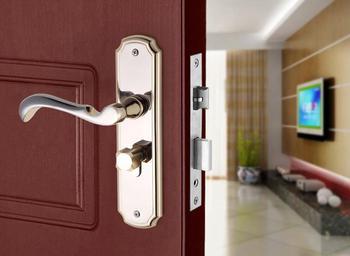 Super Quality Hotel Home Office Door Lock, Atrium Door Locks,Security Lock