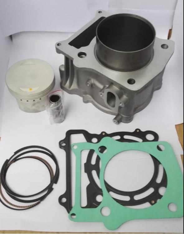 HISUN Parts HS500cc HS 500 Cylinder Assy Piston Kit Rings For Hisun 500cc HS500 ATV UTV Parts High Quality NIHAO MOTOR New 2018