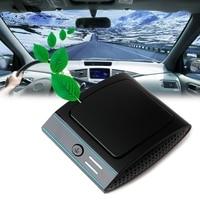 Portable Ozone Machine Generator Auto Car Odor Remover Fresh Air Purifier Oxygen