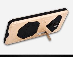 Image 4 - Оригинальный водонепроницаемый чехол IMATCH для Xiaomi POCOPHONE F1, Роскошный Металлический силиконовый чехол с полной защитой, чехлы для телефонов