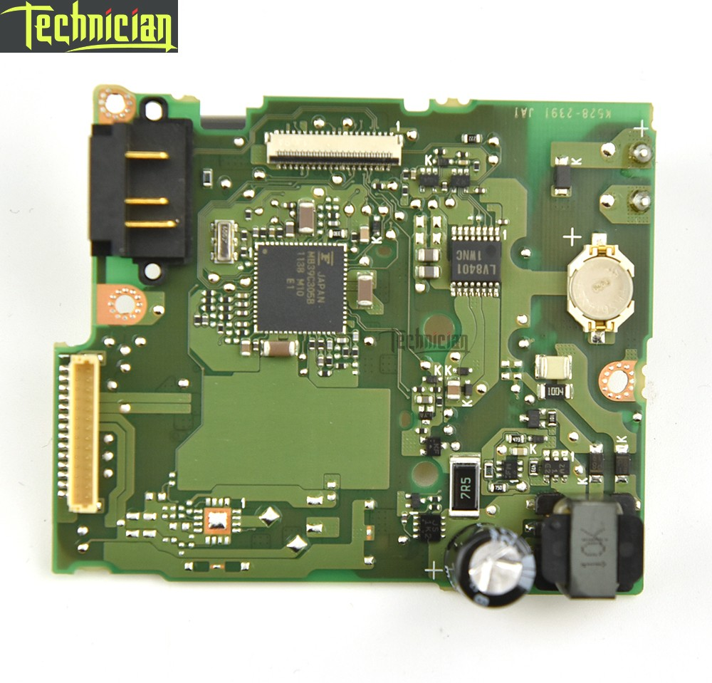 550D Powerboard Flashboard Camera Repair Part For Canon in Body Parts from Consumer Electronics