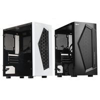 V3 ATX Computer Gaming PC Case For M ATX Mini ITX Motherboards New Desktop Computer Case