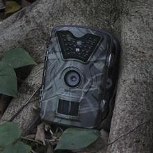 BOBLOV CT008 Wildlife Falle Jagd Kamera 12MP 1080 P 940NM Wasserdichte Video Recorder Kameras für Sicherheit Bauernhof Schnelle Trigger 0,5 s