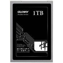 Gloway Лучшая цена твердотельный накопитель ssd 1 ТБ 2 ТБ SATA III 2,5 «480 GB 240 GB 720 gb 1 ТБ для настольных ПК Высокая производительность