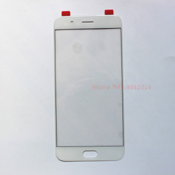 OPPO R11  Screen Front Glass Cover LCD Touch Screen Lensor For OPPO R11 Replacement Parts