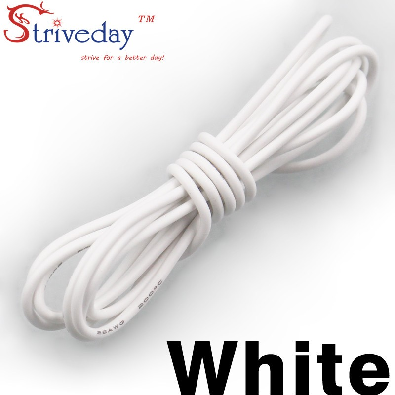 1m 3ft <font><b>13AWG</b></font> Flexible <font><b>Silicone</b></font> Wire RC <font><b>Cable</b></font> 500/0.08TS Outer Diameter 4.0mm 2.5mm Square Model Airplane Wire Electrical Wires image