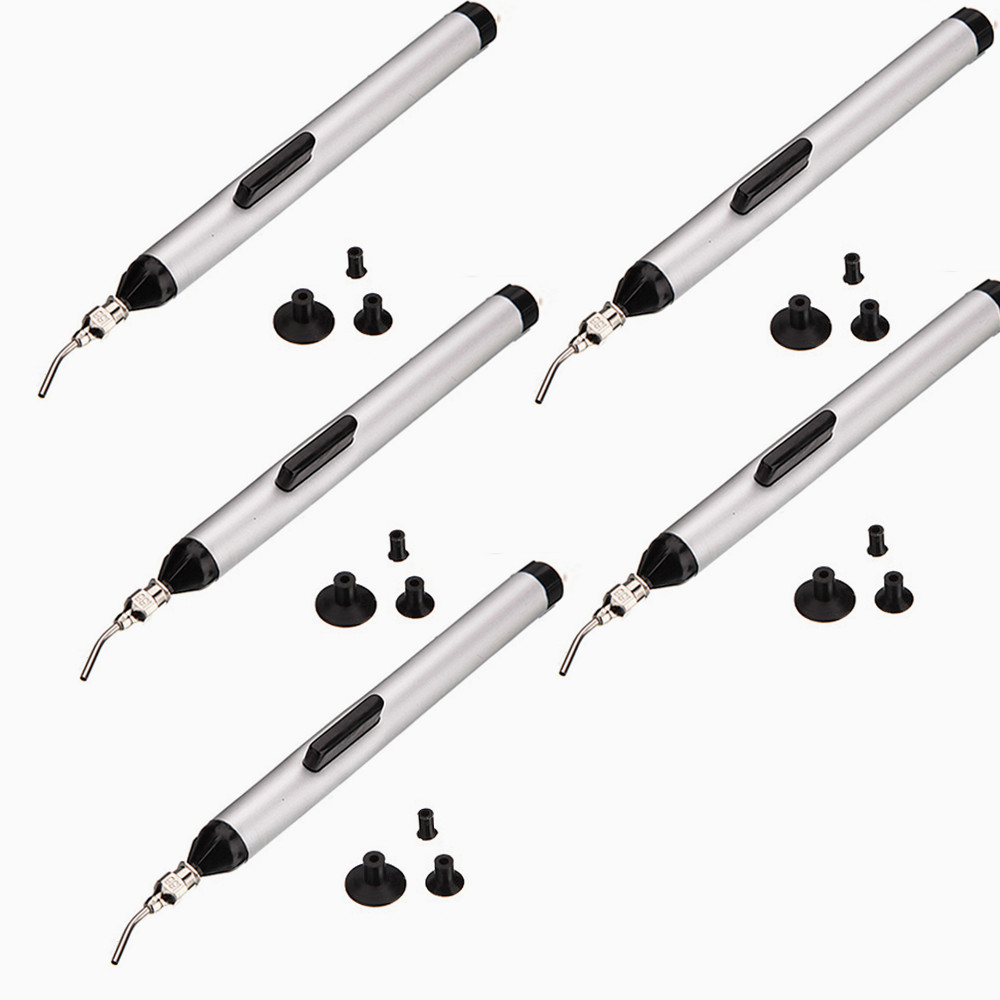 Wholesale New 1PC Vacuum Sucking Sucker Pen Laptop SMD SMT IC Chip Pick Picker Up Hand Repair High Quality  Electronics Stocks