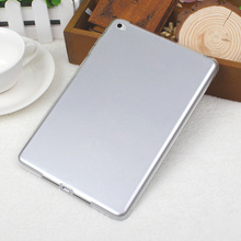 купить Tablet PC Silicone Case Transparent Protective TPU Back Cover For iPad Pro 10.5/12.9/9.7 Inch Air 2/3/4/5/6 Mini 1/2/3/4 SGA998 дешево