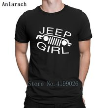d041c476 Jeep Girl Pink Heart Lovely T Shirt Mens Fashion Family Interesting New  Fashion Mens Tee Shirts