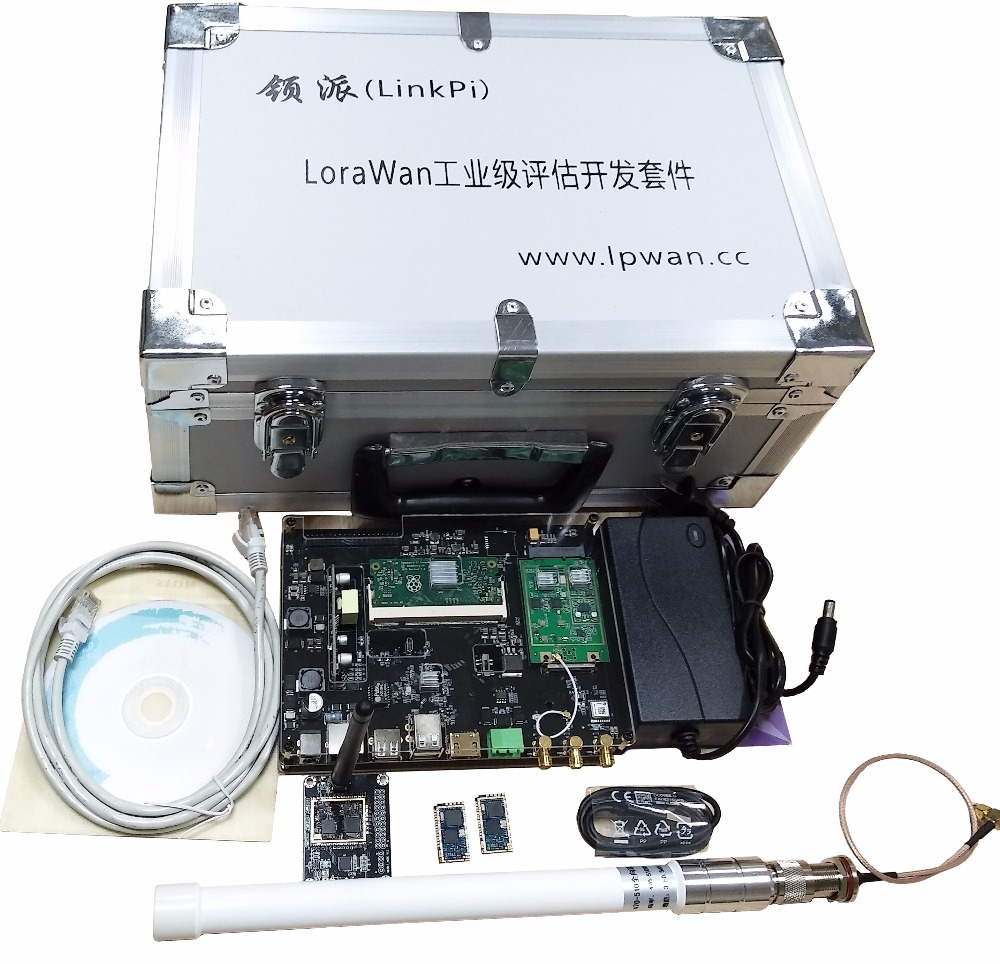 Lorawan Development Kit SX1301 Gateway Design Sx1278 Embedded NS Open Source 4G