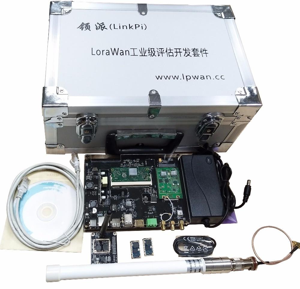 Lorawan Development Kit SX1301 Gateway Design Sx1278 Embedded NS Open Source 4G